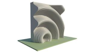 Sine cosine surfaces 07 render